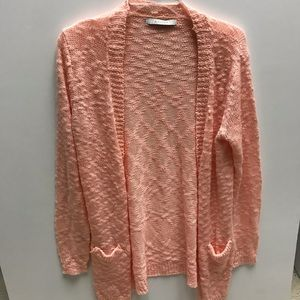 Anthropologie Dreamers open cardigan sweater